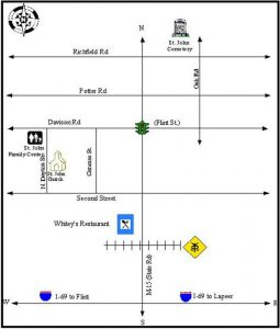 map to cemetery 4